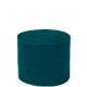 Pot band felt, width 15cm, length 5 m, petrol